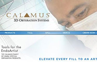 "<span class=""firstWord"">Website: </span>Calamus Dental Medical Devices"