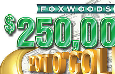 Print: Foxwoods Holiday Campaign