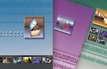 Print: Branding, <br>Nastel Sales Kit