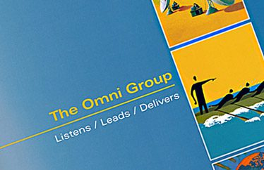 "<span class=""firstWord"">Print: </span>Omni Group Product Brochure/Folder"