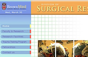 "<span class=""firstWord"">Website: </span>Rhode Island Surgical Research"